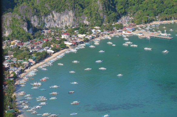 El Nido, Palawan  Photo by Philippine Fly Boy Creative Commons 2.0