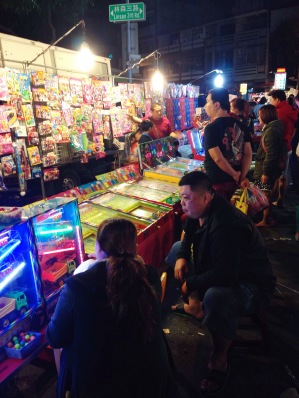Labor Park Night Market, Kaohsiung